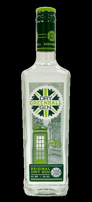 Greenball Dry Gin
