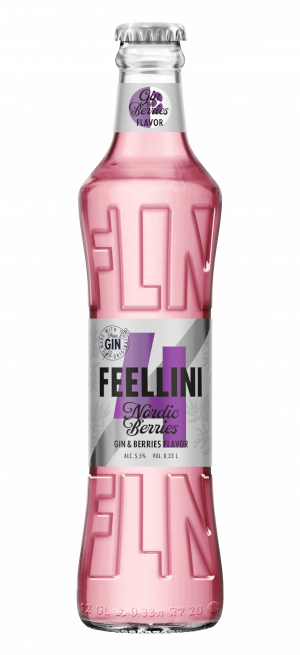 FEELLINI Nordic Berries GIN & BERRIES FLAVOR