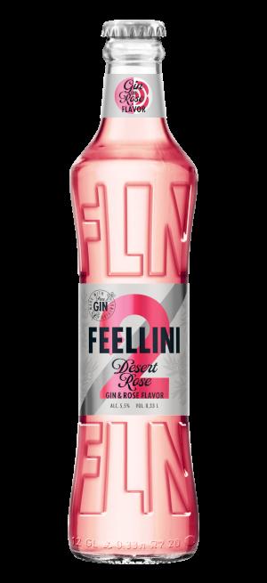 FEELLINI Desert Rose GIN & ROSE