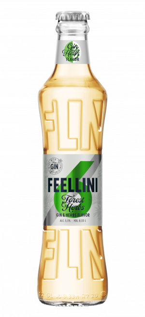 FEELLINI  Forest Herbs GIN & HERBS